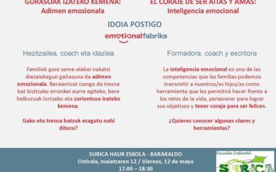 Charla – Inteligencia Emocional para educar